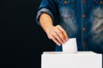 Thumbnail for the post titled: In The News: Turnout among college student voters doubled from the 2014 to 2018 midterm elections