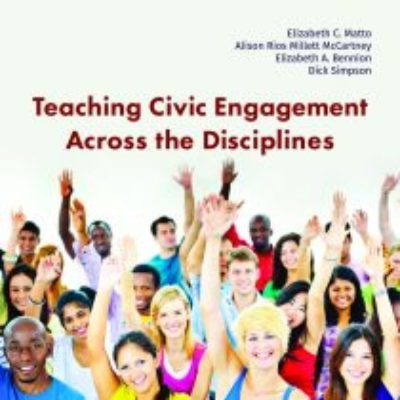 Section logo of Teaching Civic Engagement