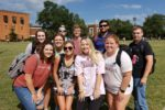 Thumbnail for the post titled: Engaging Students on National Voter Registration Day at Mississippi State University