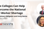 Thumbnail for the post titled: How Colleges Can Help Overcome the National Poll Worker Shortage